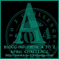A to Z Blog Challenge: Letter A