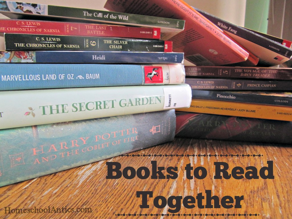 Books to read together