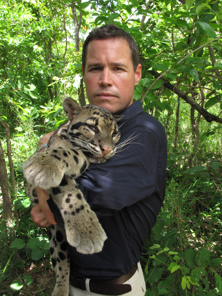Jeff Corwin Presents at the Nebraska Science Festival