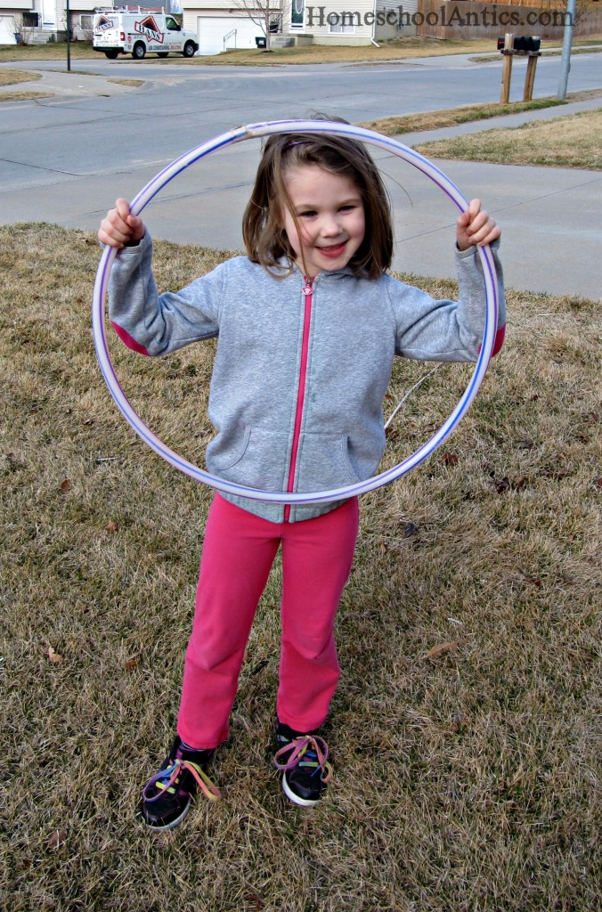 Hooping for Exercise