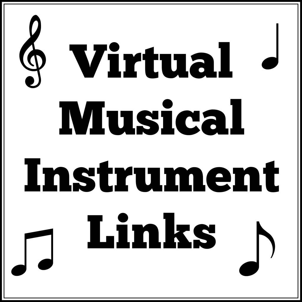 Virtual Musical Instrument Links