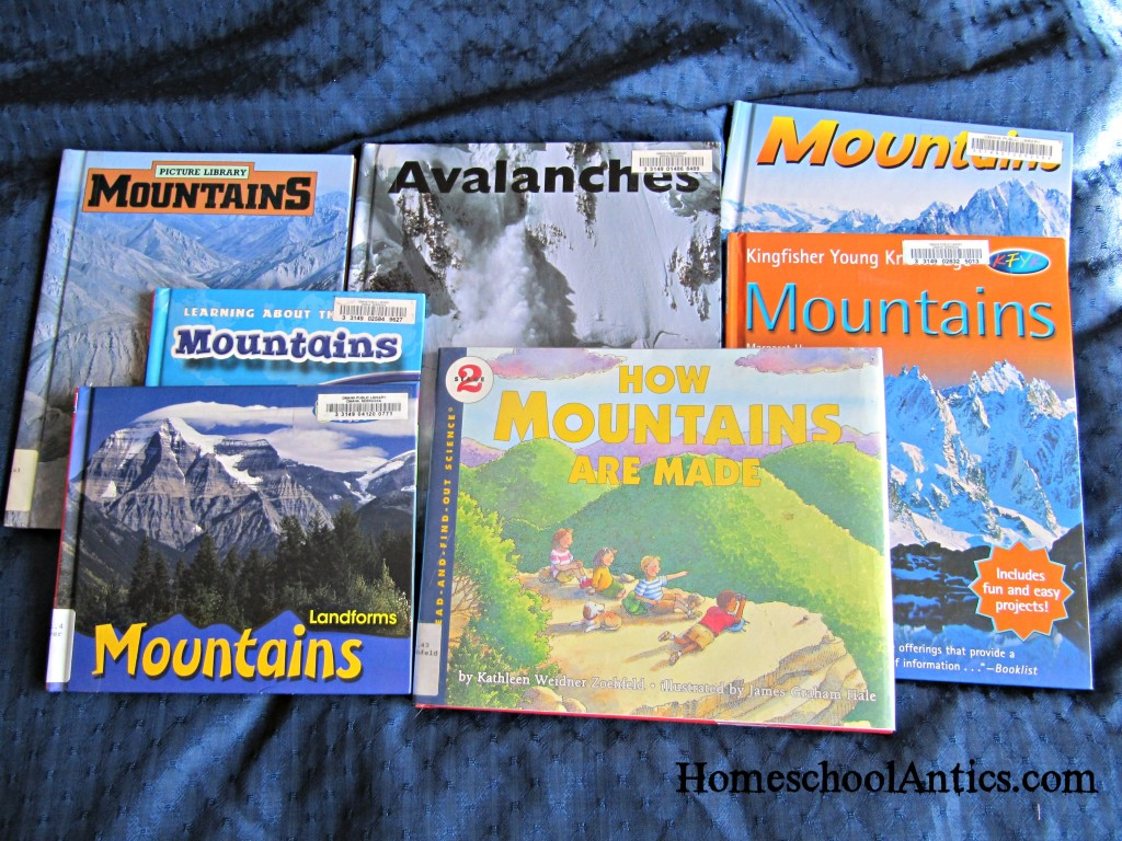 Colorado & Rocky Mountains Unit Study
