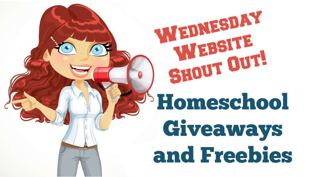 Website Shout Out: Homeschool Giveaways and Freebies