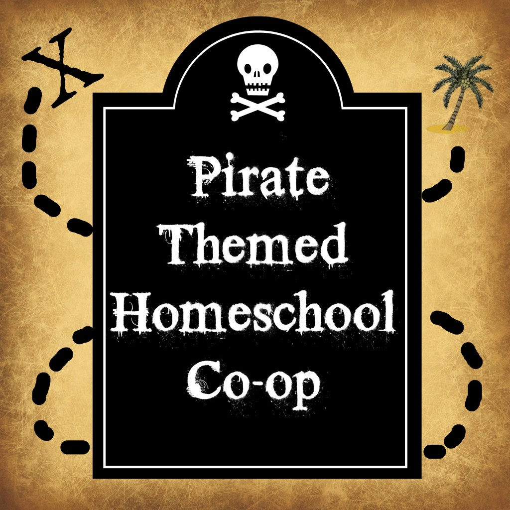 pirate themed coop title