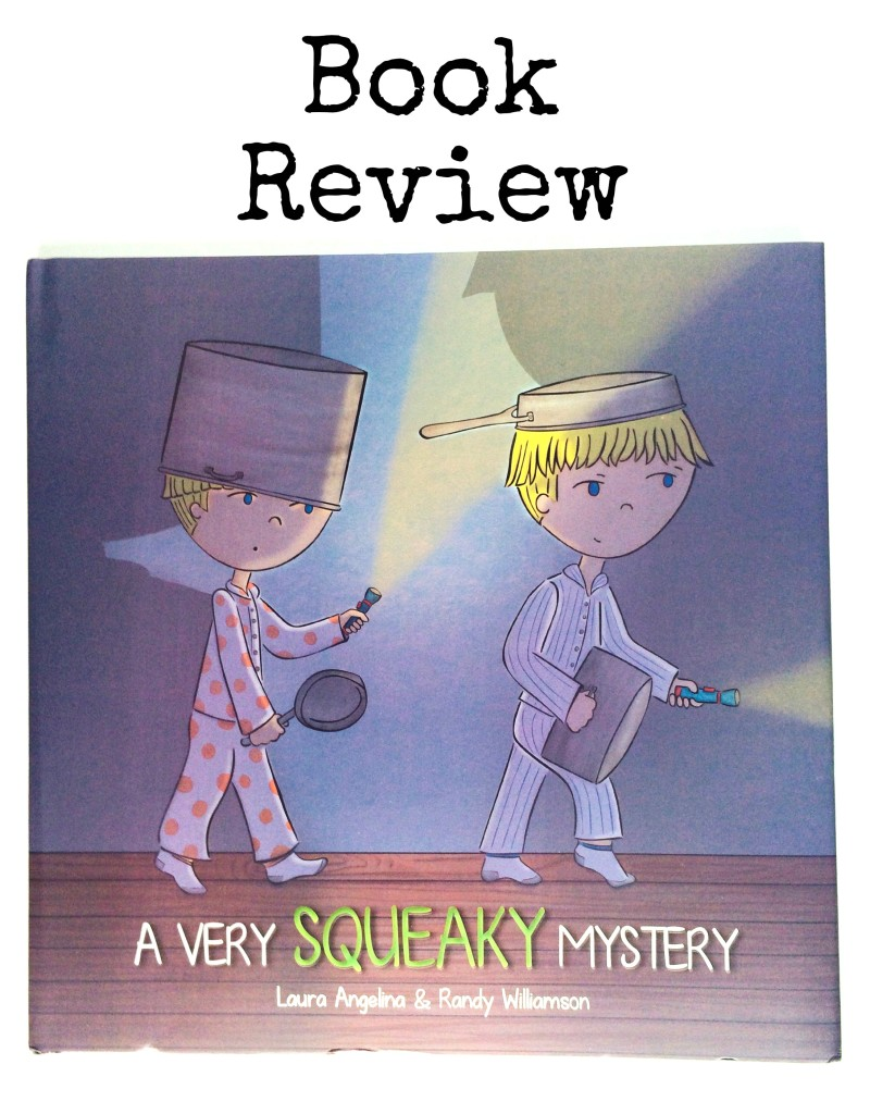 A Very Squeaky Mystery Book Review #ad