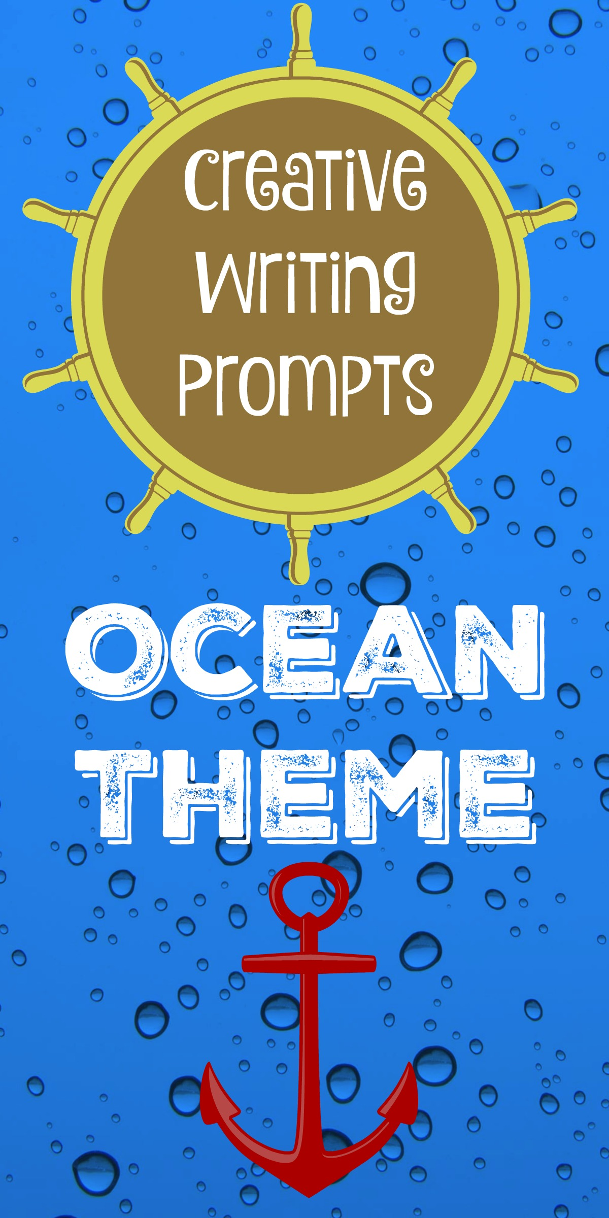 creative writing ocean An ocean of activities surf's up education world offers lessons that offer students the opportunity to explore the largest bodies of water on earth: oceans.