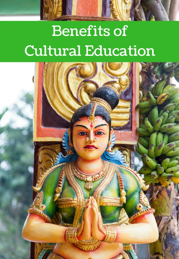 What is cultural education? What are the benefits? What are some ideas homeschool families can use to incorporate it into their lessons? All of this is included in this post!